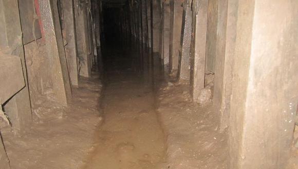José Sánchez Villalobos, considerado un estrecho colaborador del exlíder del cártel de Sinaloa, es responsable de dos sofisticados túneles a través de los cuales se introducía droga a Estados Unidos desde las ciudades de Tijuana y Mexicali. (Reuters)