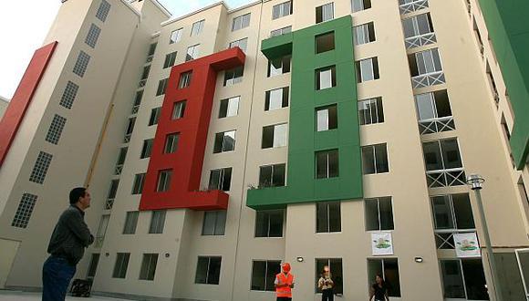El valor máximo de la vivienda para acceder al Bono del Buen Pagador (BBP) será de S/310,800. (Foto: GEC)