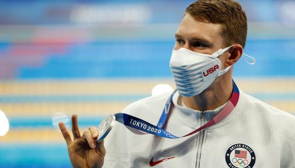 Ryan Murphy fue campeón olímpico en Río 2016. (Foto: EFE)
