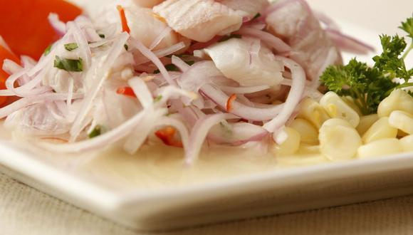 Las muestras se tomaron a platos de pescado crudo, como ceviches y tiraditos, pues el ADN de la especie a analizar está en mejor estado. (Foto: Andina)