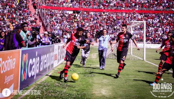 Melgar clasificó a la Copa Libertadores luego de 32 años