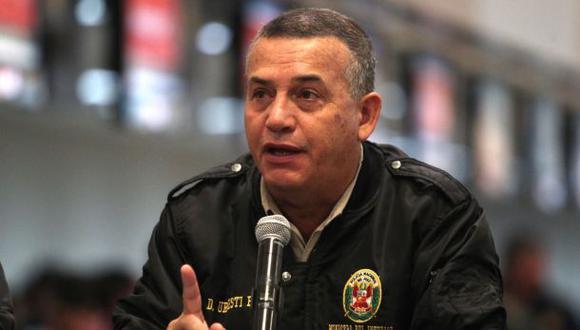 Urresti: En 10 días inicia remodelación del Hospital de Policía