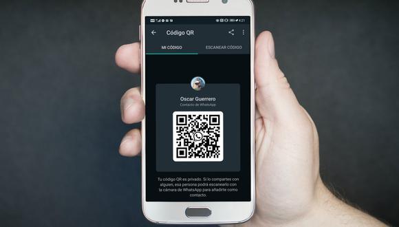 Cómo ver y compartir tu código QR de WhatsApp. (Pixabay)