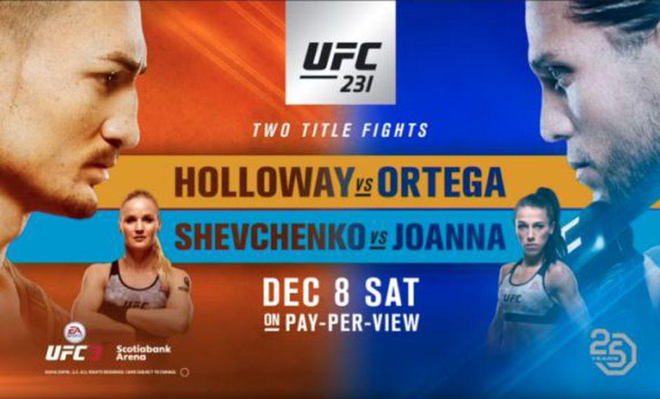 Esta pelea estaba prevista que se celebrara hace unos meses pero el campeón tuvo problemas de salud y fue cancelada. (Foto: UFC)