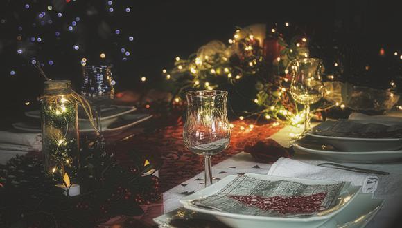 Esta Navidad no te estreses. No cuentes calorías. No le quites la magia a la cena navideña.