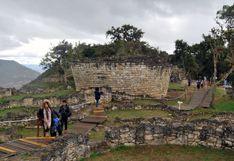 Mincetur aclaró que obras de conservación en Kuélap no se encuentran paralizadas