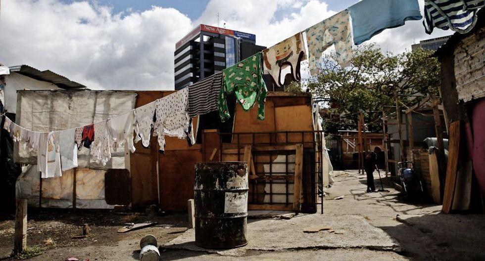 Petare   ¿Nicolás Maduro o Juan Guaidó? Qué piensan los habitantes de un peligroso barrio de Caracas   FOTOS. (EFE)