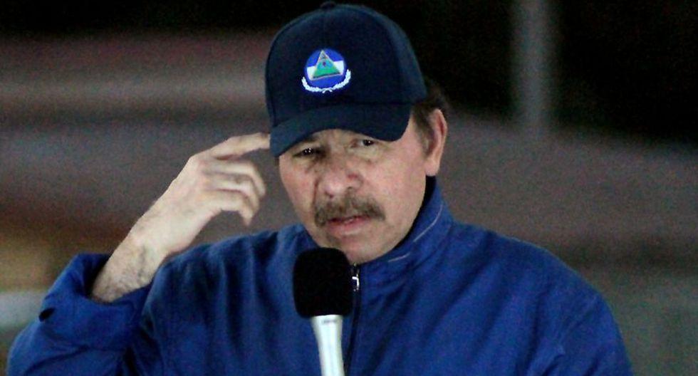 El presidente de Nicaragua, Daniel Ortega. (Foto: Archivo/AFP).