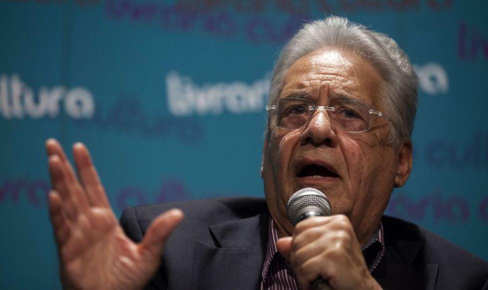 """Odebrecht habría confesado, sin revelar cifras, que dio una """"ayuda a la campaña"""" de Fernando Henrique Cardoso para las elecciones presidenciales de 1994 y de 1998, de las que salió victorioso. (Foto: EFE)"""