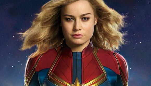 """Brie Larson volverá a interpretar a Carol Danvers en la segunda película en solitario de """"Captain Marvel"""" (Foto: Marvel)"""