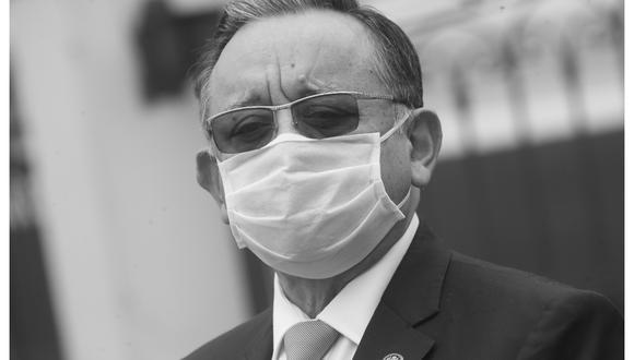 Edgar Alarcón afronta podría continuar afrontando un proceso por presunto enriquecimiento ilícito tras su paso por la Contraloría.