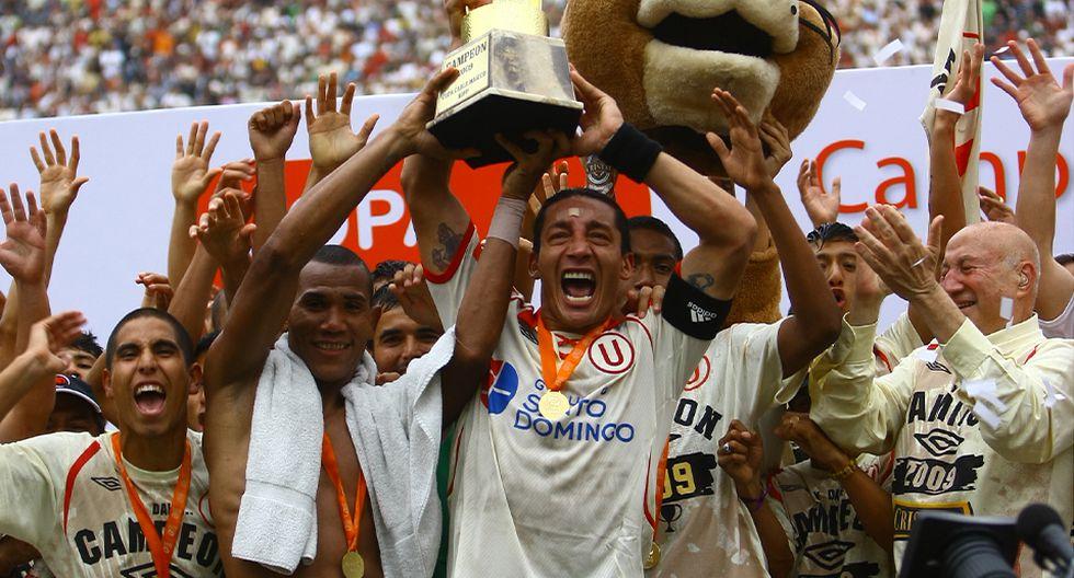 Universitario de Deportes se proclamó campeón en 2009 ante Alianza Lima. (Foto: GEC)