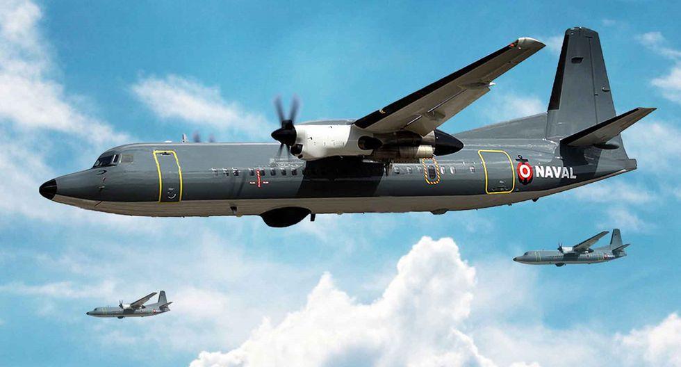 Fuerza de Aviación Naval. (Foto: Difusión)