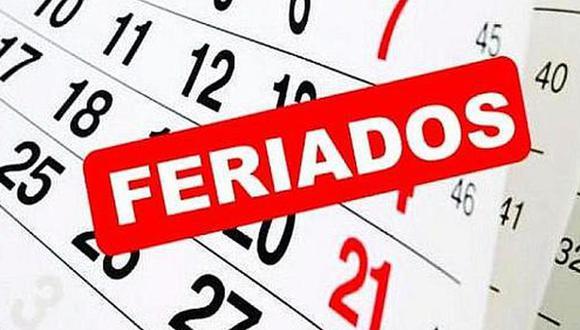 El 30 de agosto será feriado, ¿pero en honor a quién? (Foto: ShutterStock)