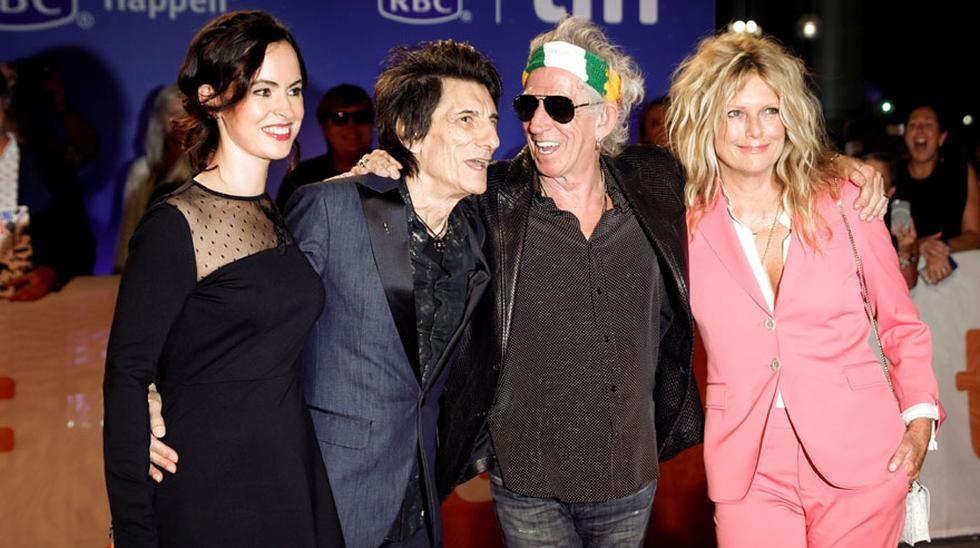 Rolling Stones presentaron documental en Festival de Toronto - 8