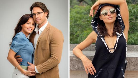 Angelique Boyer y Sebastián Rulli tienen un romance desde el 2014. (Foto: Instagram @angeliqueboyer / @sebastianrulli)