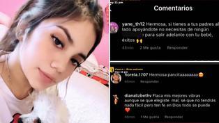 Seguidores respaldan a María Fe Saldaña y cuestionan a salsero Josimar