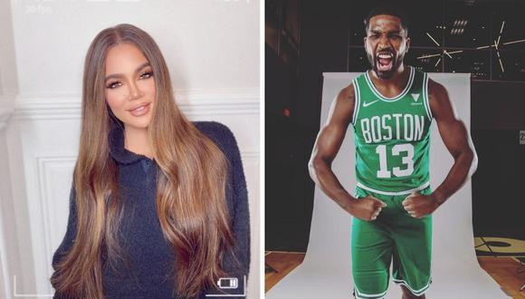 Khloé Kardashian y Tristan Thompson acabaron su relación tras conocerse la infidelidad del deportista. (Foto: Instagram / @realtristan13 / @khloekardashian).