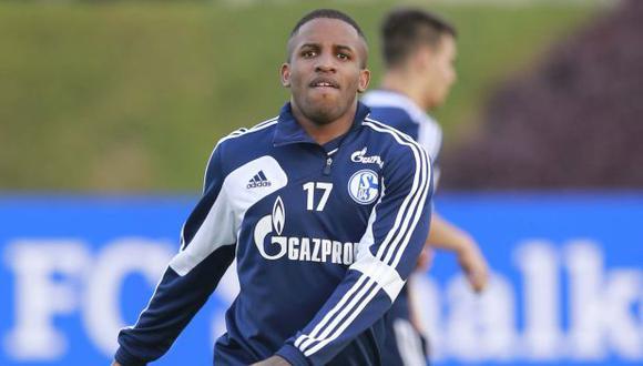Jefferson Farfán jugó por Schalke 04 entre 2008 y 2015. (Foto: AFP)