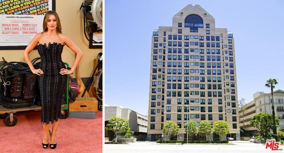 Sofía Vergara busca alquilar su departamento de lujo en Los Ángeles por US$ 10 mil al mes. (Foto: The MLS)