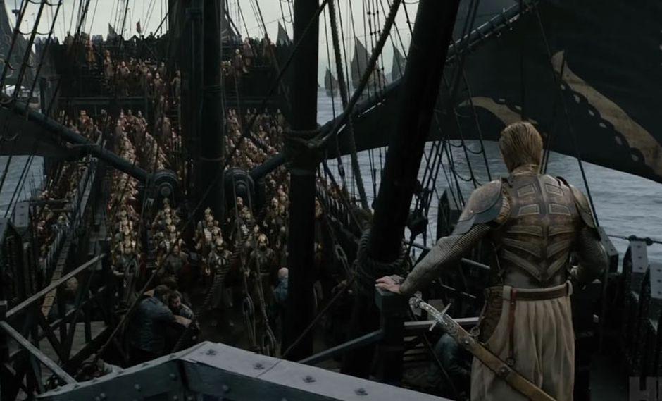 Game of Thrones 8: ¿quién es Harry Strickland?   Compañía Dorada (Foto: HBO)