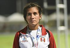 Suramericanos 2018: Saida Meneses gana medalla de oro en 5000 metros planos