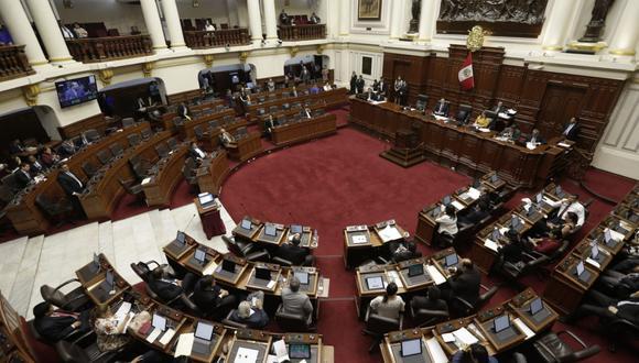 Según indicaron, su principal reto será reorganizar el Ministerio Público. (Foto: Anthony Niño De Guzmán / GEC)