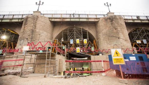 Puente Trujillo: restringen el tránsito por obras en túnel