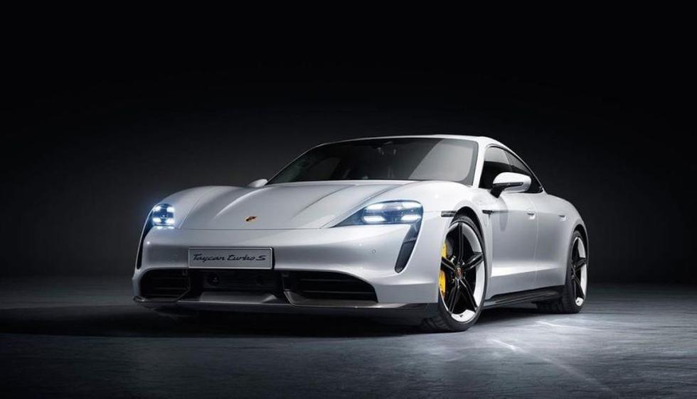 Porsche Taycan. (Foto: difusión)
