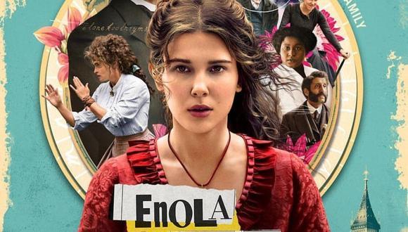 Millie Bobby Brown volverá a interpretar a Enola Holmes en la secuela (Foto: Netflix)