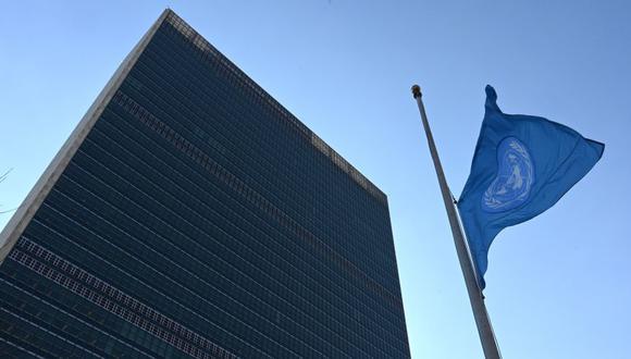 Coronavirus Estados Unidos | Últimas noticias | El edificio de la sede de la ONU en el centro de Manhattan en la ciudad de Nueva York. (AFP). | Covid-19