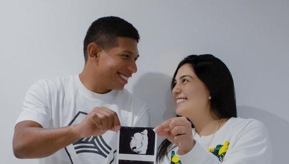 Edison Flores y Ana Siucho a puertas de convertirse en padres por primera vez. (Foto: @ana_siucho53)