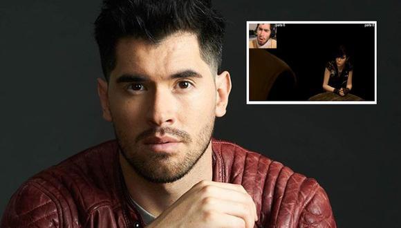 Germán Garmendia se vio obligado a pedir disculpas por un video de YouTube. (Foto: Instagram)