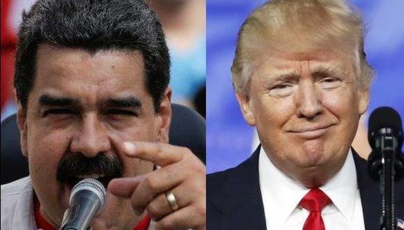 Maduro le habla en inglés a Trump y esto es lo que pasa [VIDEO]