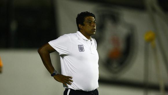 José Soto, exentrenador y capitán de Alianza Lima, analizó la incómoda situación de los Blanquiazules. (Foto: GEC)