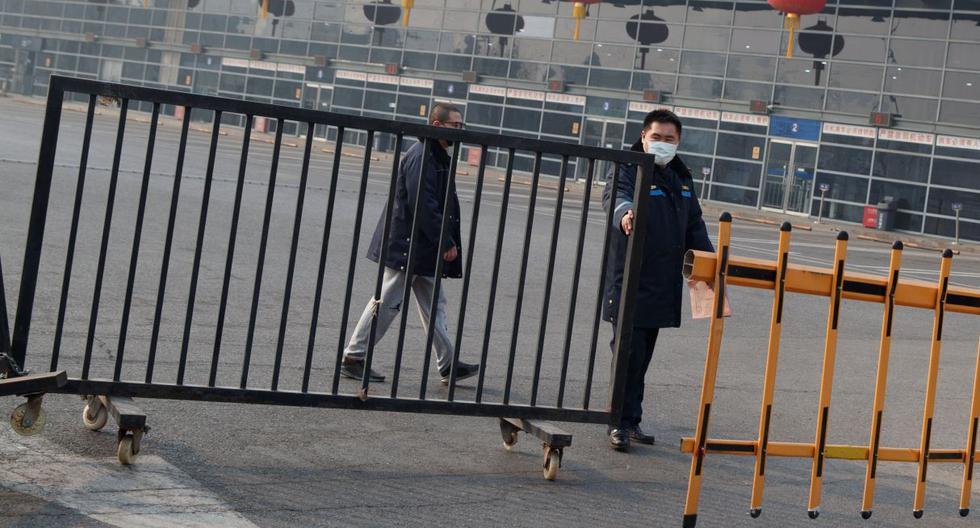 Estados Unidos posee un consulado en Wuhan, la ciudad donde se encuentra la mayoría de pacientes. (Foto: AFP)