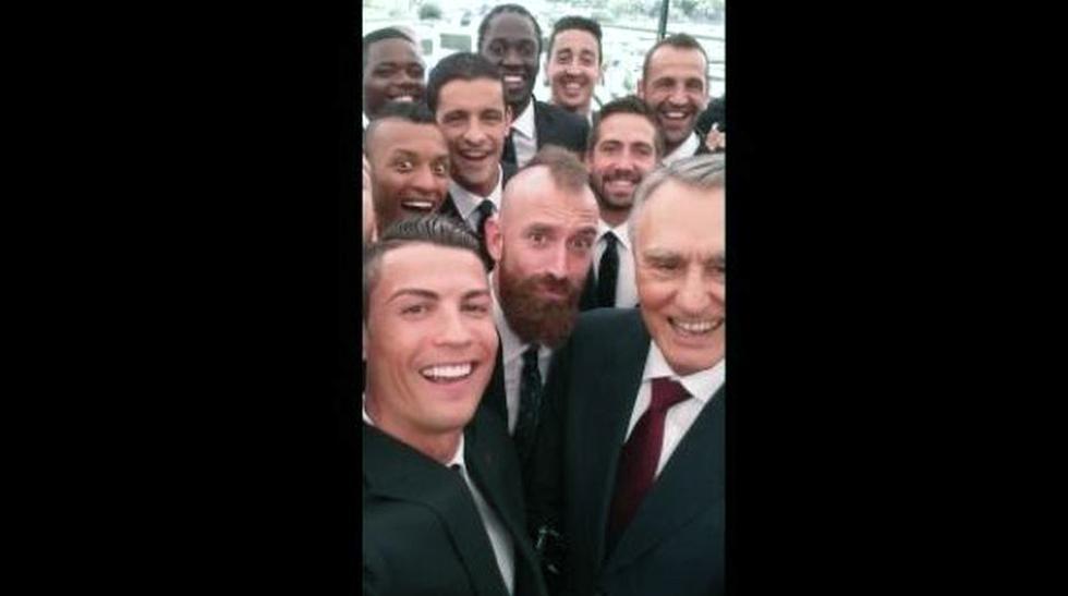 Los selfies de la selecciones que van al Mundial de Brasil 2014 - 5