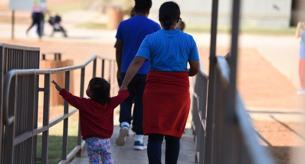 El total de inmigrantes detenidos en todas las instalaciones de ICE en Estados Unidos ascendía para el 16 de julio a 44.210. (Referencial AP)