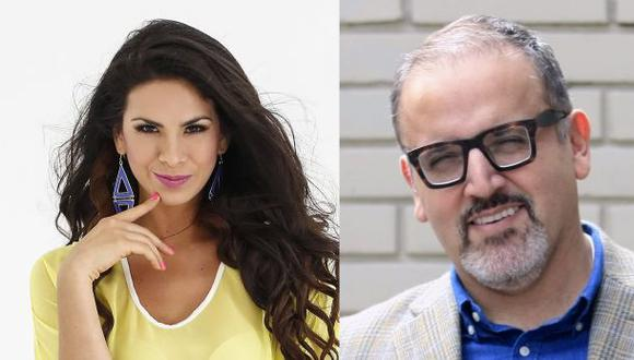 Sully Sáenz denuncia a Beto Ortiz tras dichos sobre Renzo Costa
