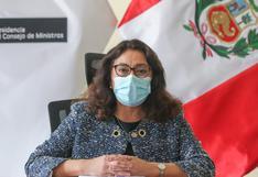 EN VIVO   Violeta Bermúdez ofrece conferencia para ampliar información sobre medidas para contener el COVID-19