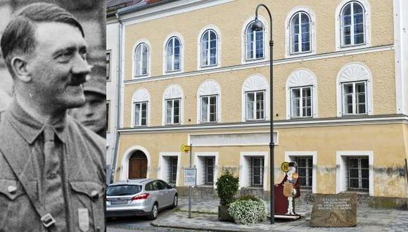 Austria demolerá casa de Hitler para evitar un santuario nazi