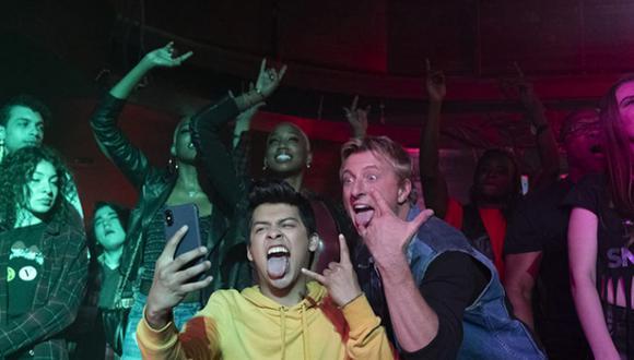 "Netflix adelantó la tercera temporada de ""Cobra Kai"" como un regaló para todos sus seguidores (Foto: Netflix)"