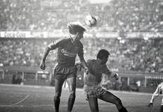 La noche que Ricardo Gareca eliminó a Universitario de la Copa Libertadores en 1988