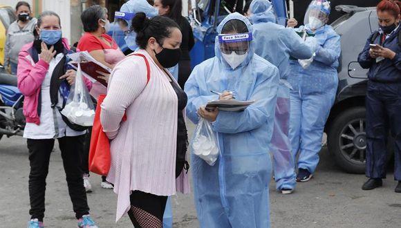 Coronavirus en Colombia   Ultimas noticias   Último minuto: reporte de infectados y muertos lunes 29 de junio del 2020   Covid-19   (Foto: EFE/ Mauricio Dueñas Castañeda).