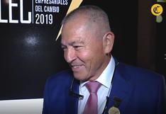 Premio LEC 2019: Oswaldo Hidalgo ganó en categoría empresa grande consolidada