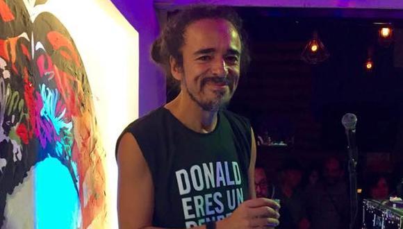Rubén Albarrán, vocalista de Café Tacvba, se une a campaña para impedir proyecto minero en la Reserva Nacional de Paracas. (Foto: Facebook)