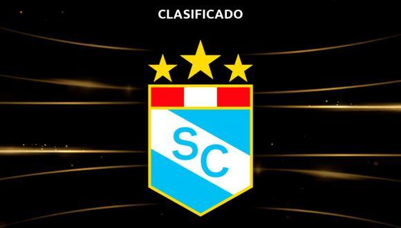 Sporting Cristal es el campeón de la Fase 1 de Liga 1 (Foto: Conmebol)