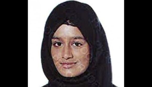 La familia de Shamima Begum en el Reino Unido fue informada por el Ministerio del Interior que el gobierno había tomado la decisión de revocarle la nacionalidad a la joven que se unió al Estado Islámico. (AP)