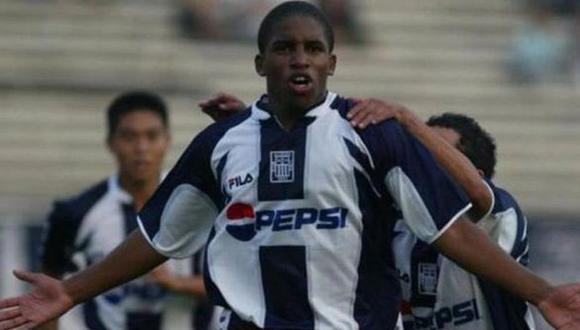 Jefferson Farfán jugó en Alianza Lima entre el 2001 y 2004. (Foto: GEC)