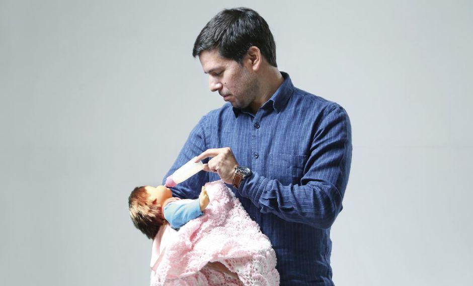 Renato Cisneros: lo que piensa de la paternidad, el matrimonio y la soltería.